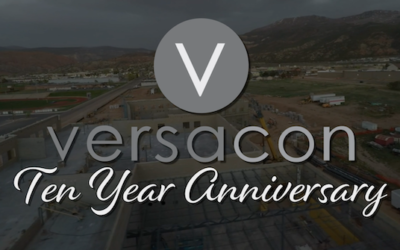 Versacon 10 Year Anniversary!