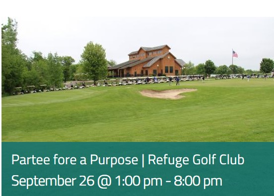 Stepping Stone Emergency Housing's Annual Golf Tournament