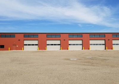 Detroit Lakes WMD New Maintenance Building