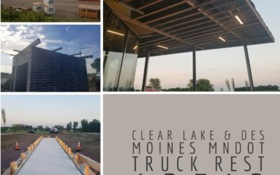 MnDOT Jackson Clear Lake & Des Moines River Truck Stations